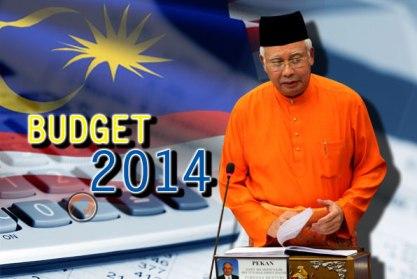 mole-BUDGET2014-Najib-Razak
