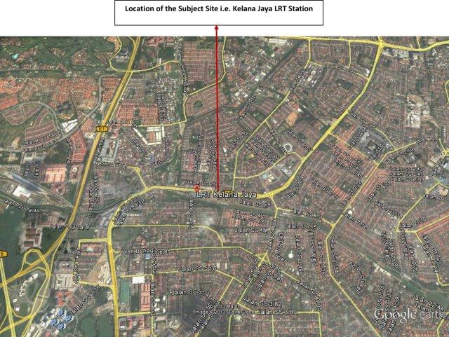 Kelana Jaya LRT Redevelopment copy