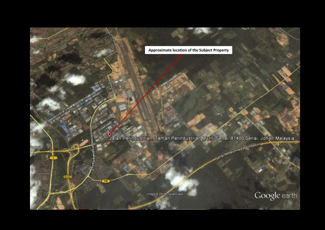KYM-Senai Industrial Park