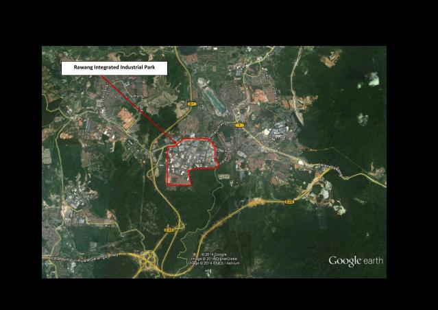 Rawang Integrated Ind Park