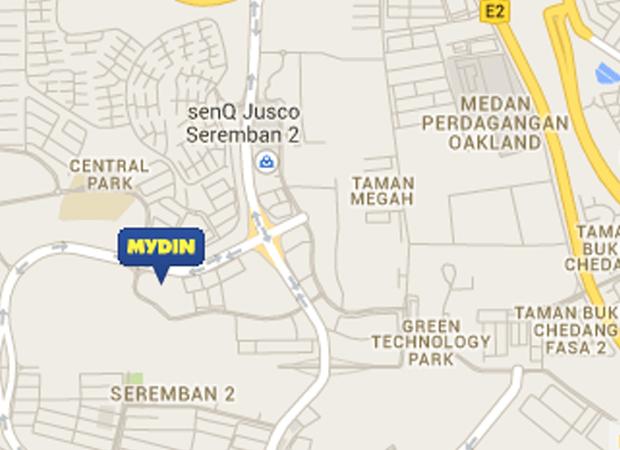 Mydin ,Seremban 2