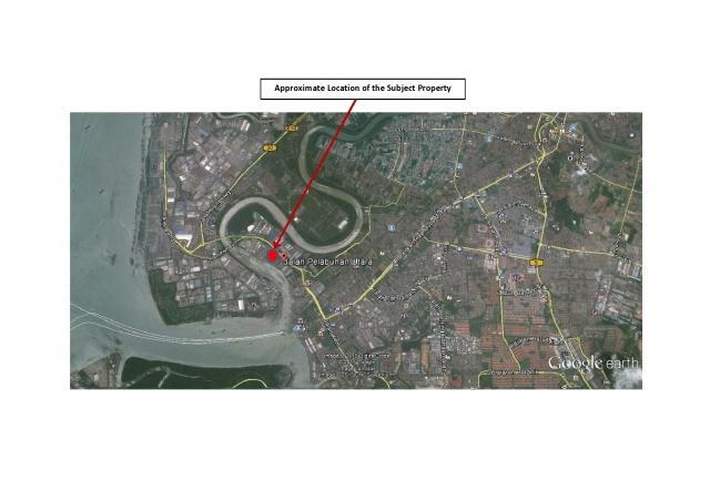 Port Klang-Bdr Sultan Suleiman