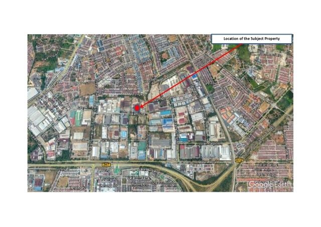 Bakar Arang Ind park