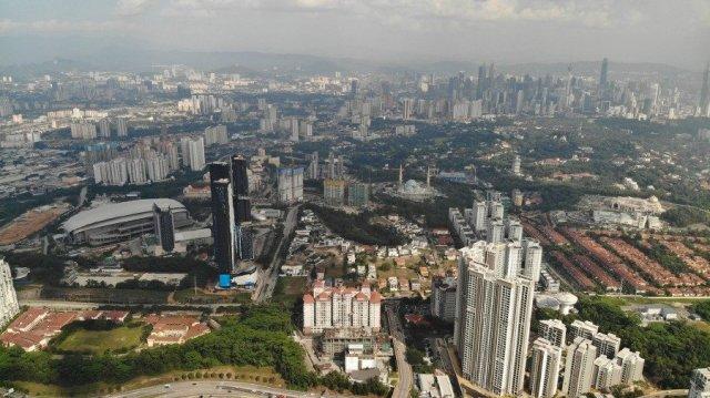 2020 Q1 property market